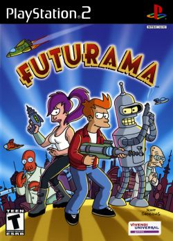 Futurama The Game