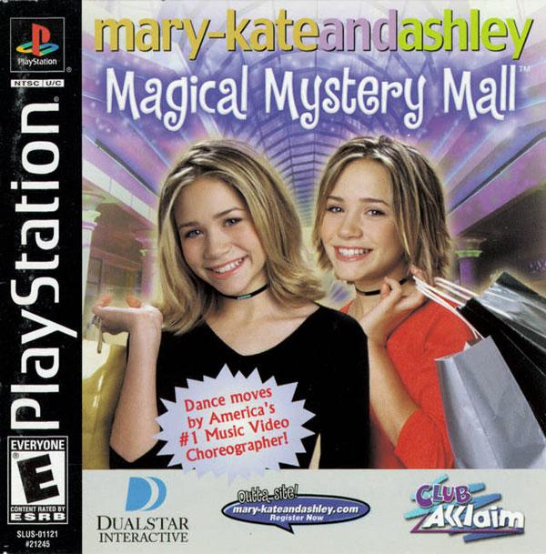 Mary-Kate & Ashley Mystery Mall