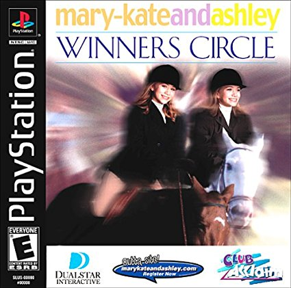 Mary-Kate & Ashley Winner's Circle