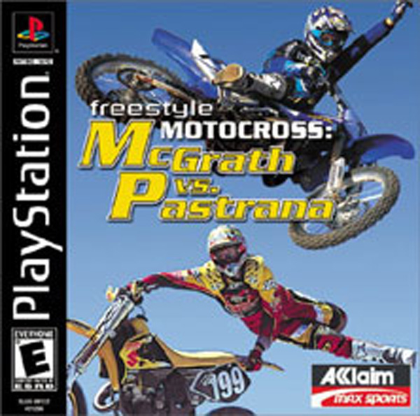 McGrath VS. Pastrana Motocross