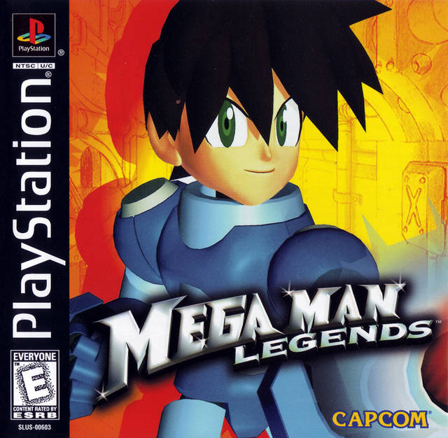 Mega Man Legends