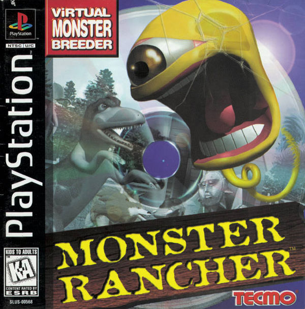 Monster Rancher: Virtual Monster Breeder
