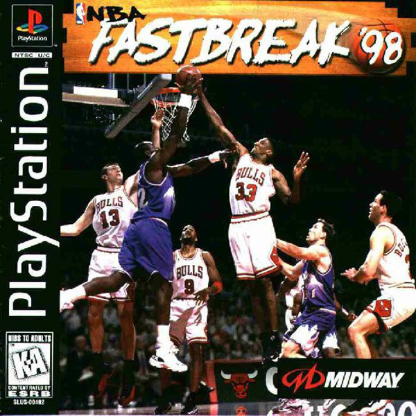 NBA Fastbreak '98