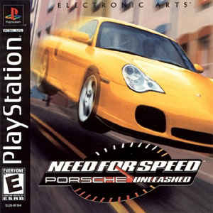 Need for Speed Porsche Unleashed