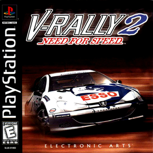 Need for Speed V-Rally 2