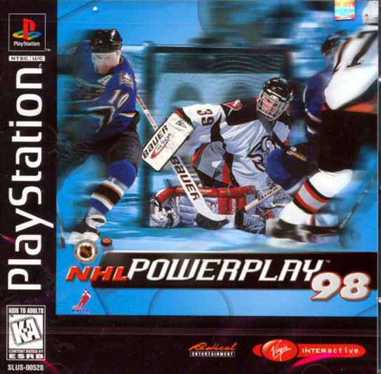 NHL Power Play '98