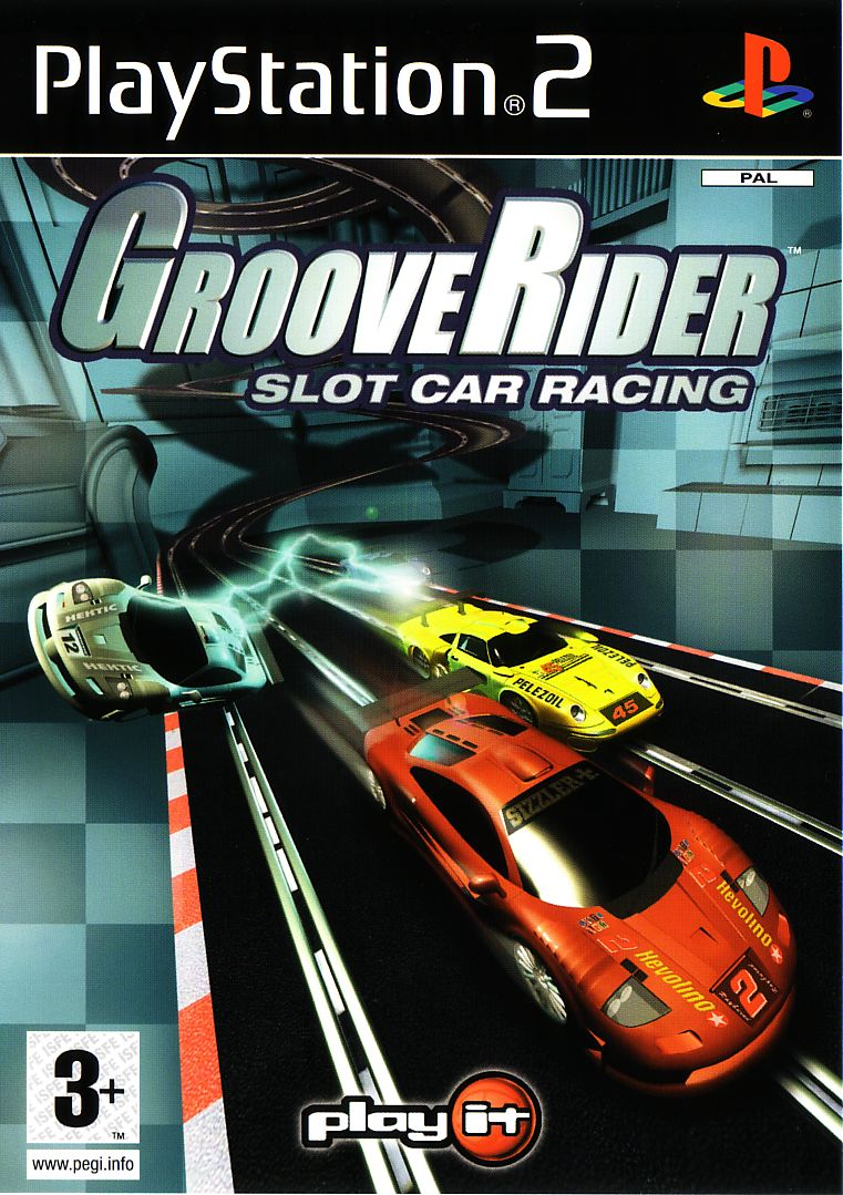 Grooverider: Slot Car Thunder