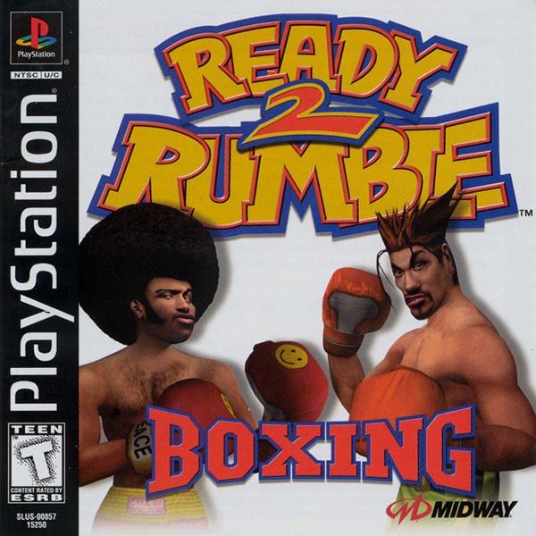 Ready 2 Rumble