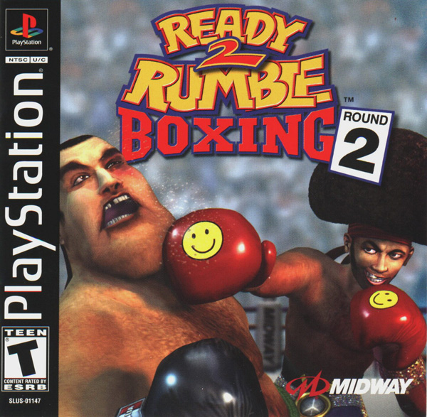 Ready 2 Rumble: Round 2