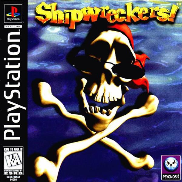 Shipwreckers
