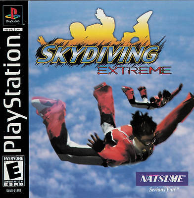 Sky Diving Extreme