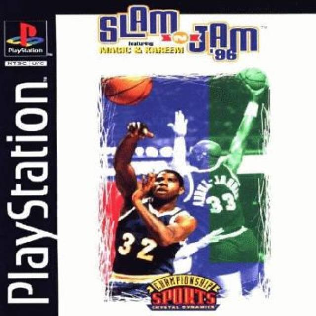 Slam 'N Jam '96