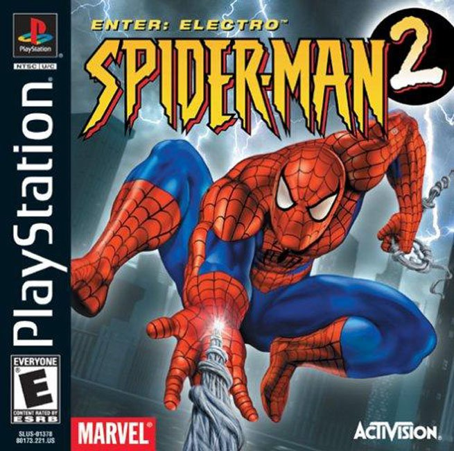 Spiderman 2: Enter Electro