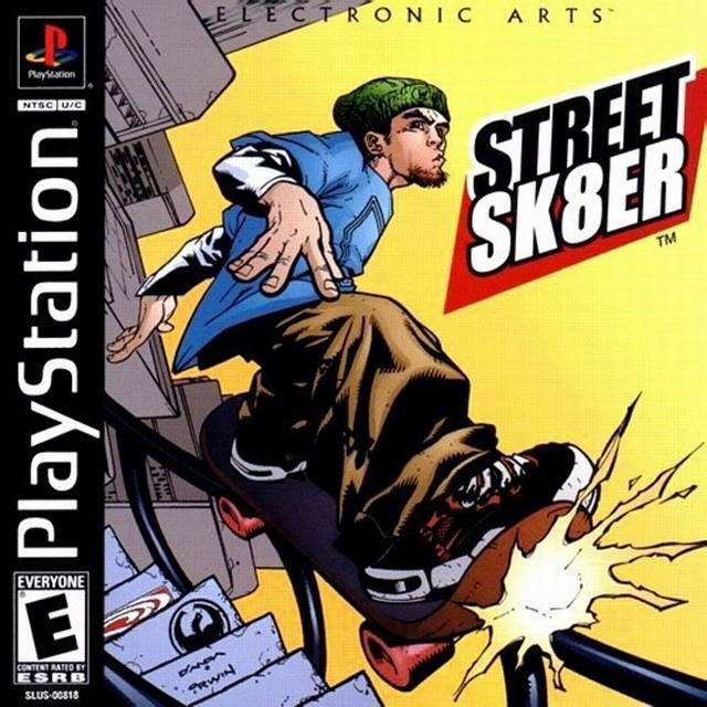 Street Sk8er