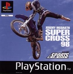 Jeremy Mcgrath Super Cross '98