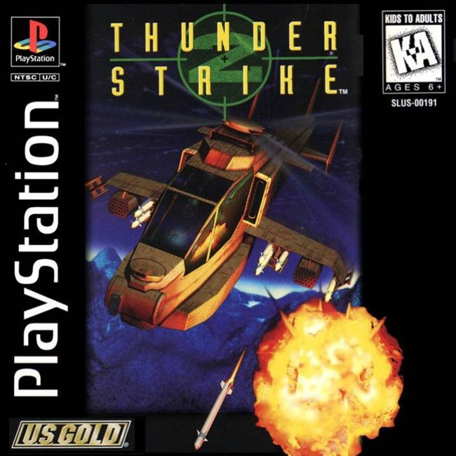 Thunder Strike 2