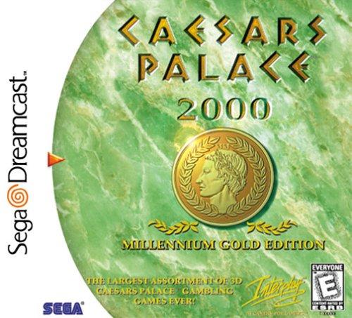 Caesar's Palace 2000 Millennium Gold Edition