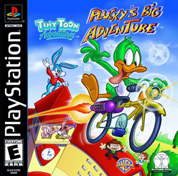 Tiny Toon Adventures Plucky's Big Adventure