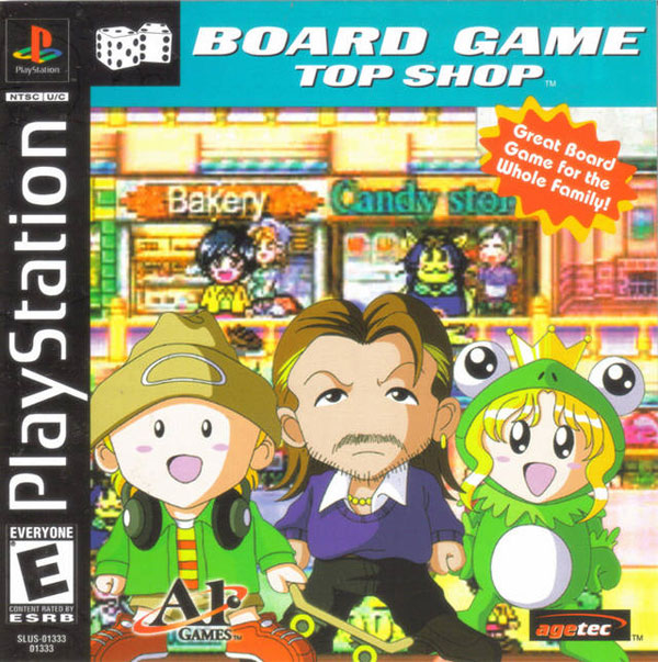 Board Game Top Shop