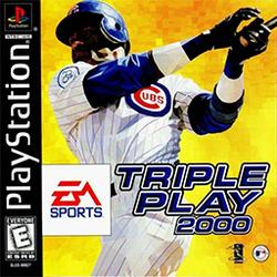 Triple Play Baseball 2000