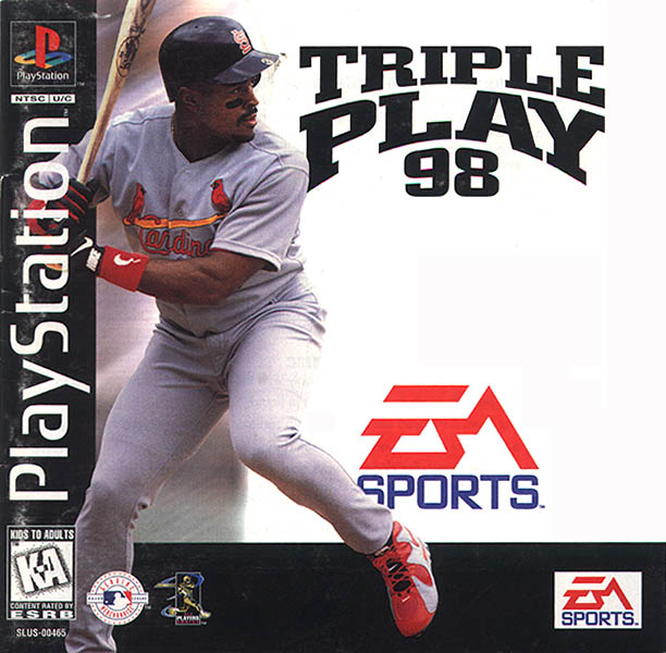 Triple Play Baseball '98
