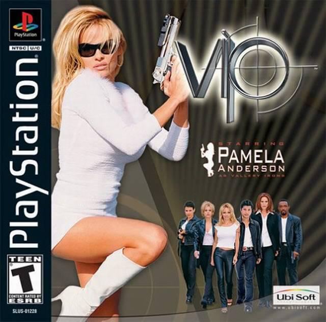 VIP Starring Pamela Anderson
