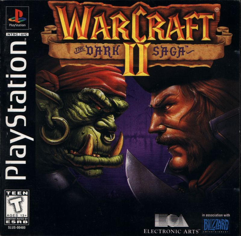 Warcraft II The Dark Saga
