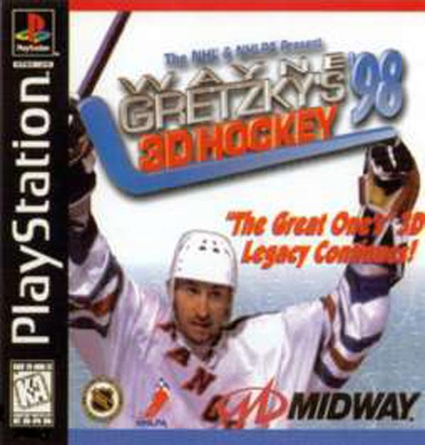 Wayne Gretzky Hockey '98