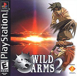 Wild Arms 2