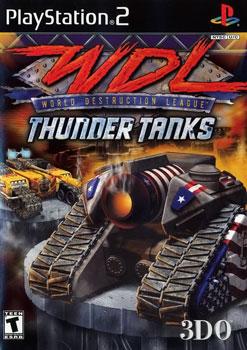 World Destruction League Thunder