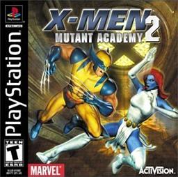X-Men: Mutant Academy 2