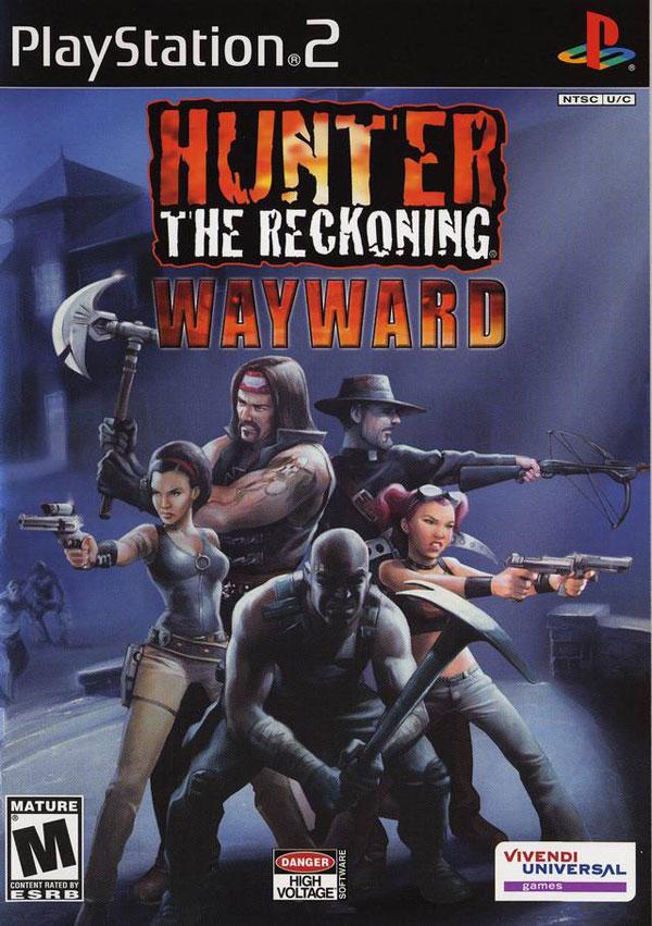 Hunter The Reckoning: Wayward