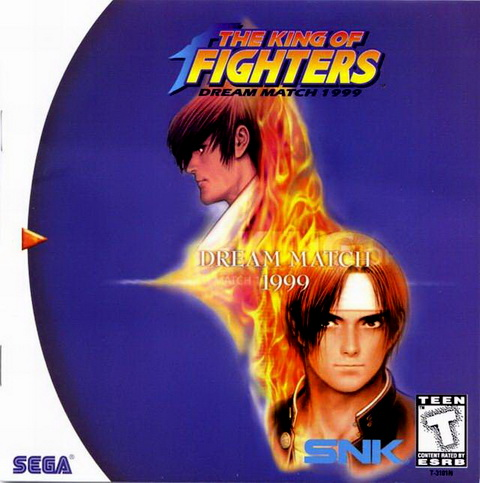 King of Fighters Dream Match '99