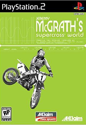 Jeremy Mcgrath's Supercross World