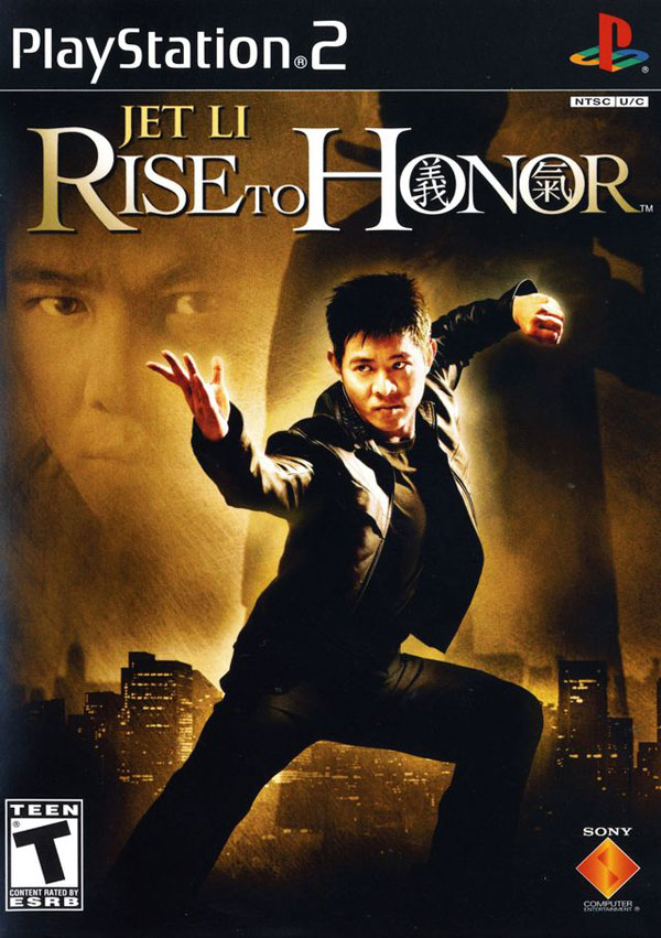 Rise to Honor: Jet Li