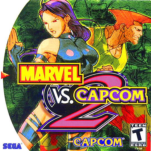 Marvel vs Capcom 2