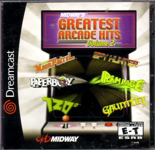 Midway's Greatest Arcade Hits Volume 2