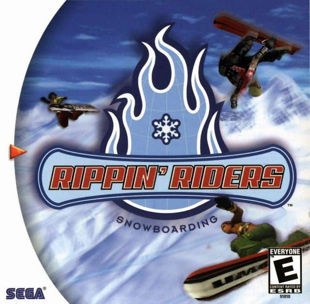 Rippin' Riders Snowboarding