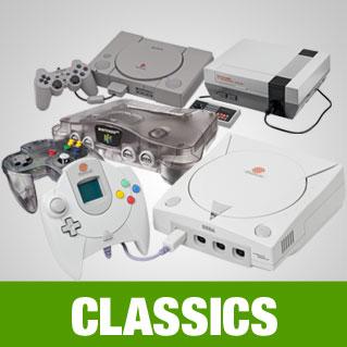 Classic Consoles